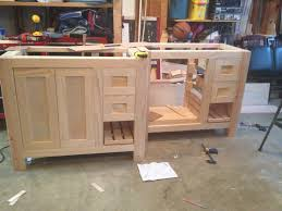 Bathroom Vanity Designs by Ana White Bathroom Vanities Diy Projects