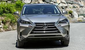 lexus rx under 10000 2015 lexus nx200t and nx300h are ultra modern inside and out