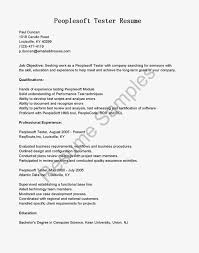 Resume Sample For Long Term Employment by Qa Tester Resume Samples Free Resume Example And Writing Download