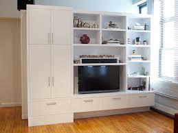 literarywondrous built in tv wall photo ideas home design