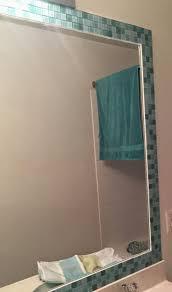49 best mirror border ideas images on pinterest bathroom ideas