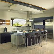 Large Open Kitchen Floor Plans by Open Kitchen Designs With Inspiration Hd Images 57398 Fujizaki
