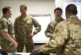 Karel van den Bosch   Projects   Critical Thinking Army British Army Exercise Tractable   Mounting Point