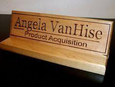 Custom Desk Name Plates by Name Plate For Office Desk Scrabble Tiles And Tile Holder