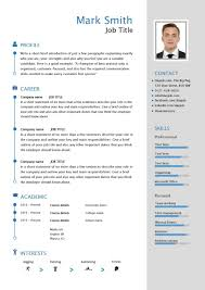 student resume format for campus interview free downloadable cv template examples career advice how to free downloadable cv template examples career advice how to write a cv curriculum vitae library