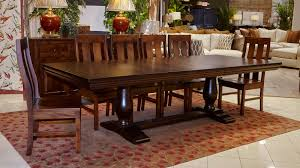 java dining table w jersey village chairs by