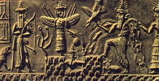 Bassorilievo Assiro Babilonese