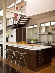Stove In Kitchen Island Eat In Kitchen Furniture Fancy White Marble Island Black Finish