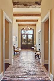 Kitchen Floor Ideas Pictures Best 25 Brick Tile Floor Ideas On Pinterest Brick Floor Kitchen