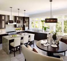 Eat In Kitchen Ideas Small Eatin Kitchen Ideas Pictures Tips From Table Trends