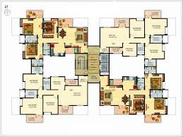 4 bedroom duplex floor plans amazing bedroom duplex house plans