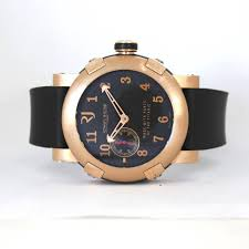 romain jerome rose gold titanic dna limited edition automatic