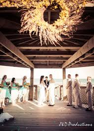 brittany and zach u0027s wedding at stahlman park in surfside beach