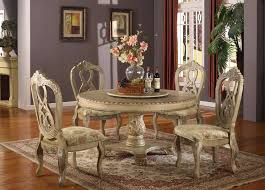Retro Dining Room Set White Round Dining Room Tables Home Design Ideas In White Round