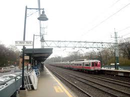 Pelham station