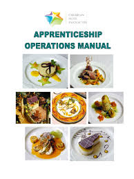 apprenticeship manual apprenticeship chef