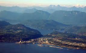 Powell River, British Columbia