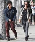 bruno mars and his girlfriend 2011