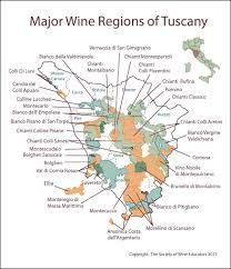 Map Of Italy Regions by Tuscany Wine Wineeducation Wine Education Pinterest
