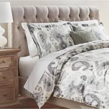 Home Decorators Reviews Home Decorators Collection Still Water Grey King Duvet 9872920270