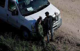Border wall reality check Baltimore Sun s Darkroom