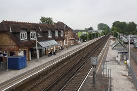 Datchet railway station
