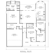 Small Cottage Floor Plans by Bedroom Designs Small House Floor Plan Without Legend Two Bedroom