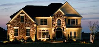 outdoor architectural lighting home design