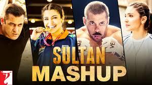 mashup sultan vishal and shekhar salman khan anushka sharma