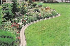 Garden edging for your garden