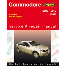 gregory u0027s car manual holden commodore 1997 2006 273 supercheap