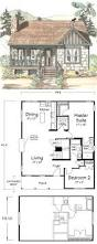 Small Cottage Floor Plan Plans 3 Bedroom Simple Small House Design Cottage Entrancing Cabin