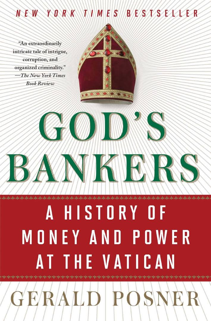 Image result for vatican's bankers