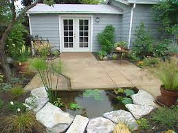 walkway ideas for backyard water features for any budget diy