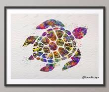 Sea Turtle Home Decor Popular Sea Turtles Art Buy Cheap Sea Turtles Art Lots From China