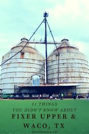 Simple Silo Builder How To Plan The Perfect Trip To Waco Tx To Visit Magnolia Market