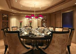 25 luxurious dining room glamorous designer dining room sets