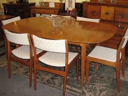danish modern dining room set midcentury dining chairs lumisource
