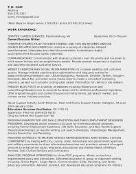 Federal Resume Sample For Education Series        Certified Resume     A Federal Resume sample for someone with education experience