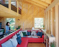Tiny Cabin A Tiny Cabin Is This Writer U0027s Off The Grid Getaway Dwell