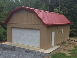 Gambrel Roof 28 Gambrel Garages Gambrel Garage Traditional Garage And