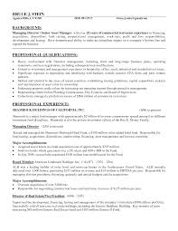 Resume Sample Director by Download Real Estate Manager Resume Haadyaooverbayresort Com