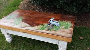 Hand Painted Furniture by Hand Painted Barnwood Furniture Ideas
