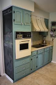 kitchen l shaped kitchen with chalk paint cabinet painting