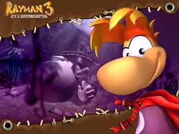 Rayman Flash Game