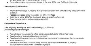 Assistant Property Manager Resume Sample by Residential Property Manager Resume Samples Assistant Property