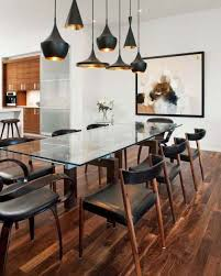 modern dining room lamps captivating decoration endearing modern