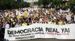 Το Ψήφισμα των Ισπανών Αγανακτισμένων...