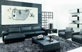 Living Room Design Ideas With Grey Sofa Attractive Metelope Living Room Design With Black Soofa Table Lamp
