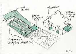 Earth Contact House Plans Campus Redevelopment The Museum Of Fine Arts Houston